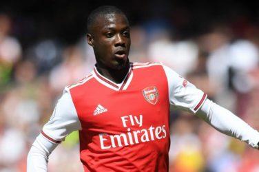 Nicolas Pepé for Arsenal