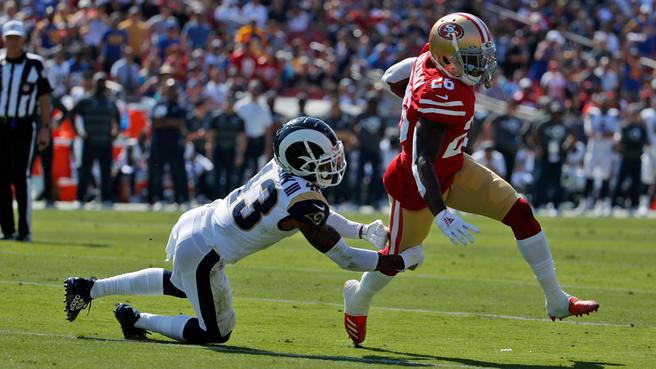 Tevin Coleman - San Francisco 49ers