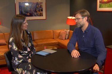 Jurgen Klopp Bianca Westwood Interview