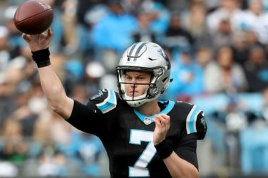 Kyle Allen - Carolina Panthers