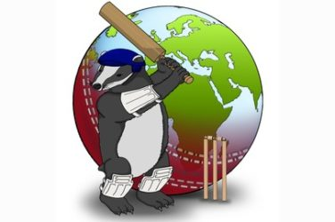 Cricket Badger Podcast logo