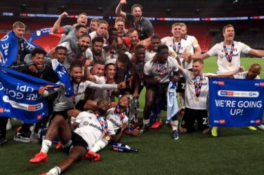 Fulham win promotion