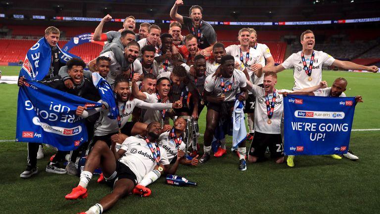 Fulham win promotion